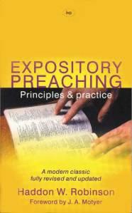 Expository Preaching (Cara Berkotbah yang Baik) Book Review