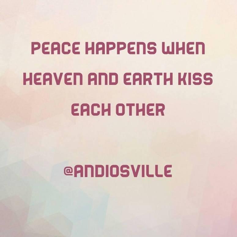 peace-happens