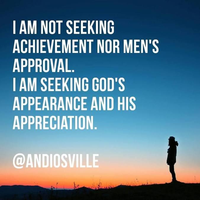 seeking-his-appreciation